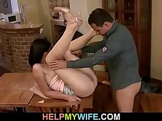 Young beauty fucked in her pussy