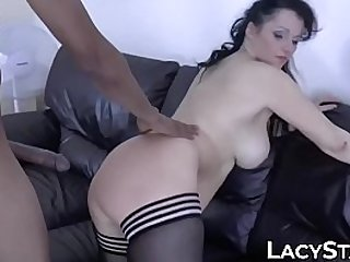 Hot mature shares dick with best friend