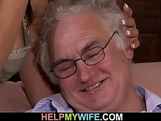 Young wife gets fucked by another