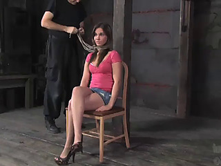 Dakoda nineteen year whipped frogtied slavery sex p1 threatening(greater quantity on teenpornmaster)