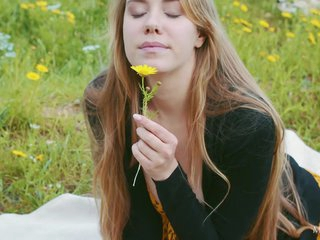 Meadow Of Pleasure 2 - Ryana - MetArtX