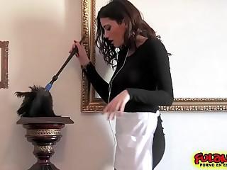 Taissia Shanti y Penelope Cum en un trio con Anal