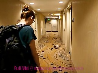 18 Year Old Step Daughter Getaway Pt 1 & 2