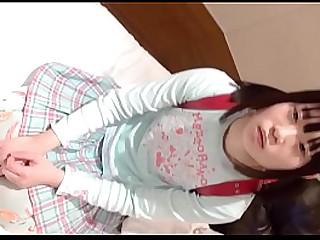 Colegiala japonesa 18  sexo adolescente hecho en casa