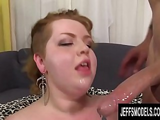 Young BBW Velma Voodoo Gets Pounded